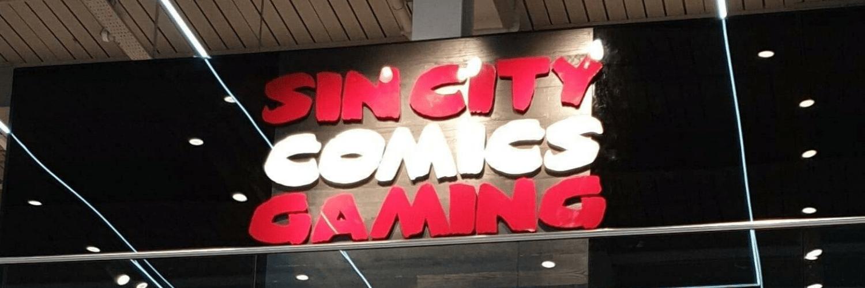 Sin City Comic & Gaming